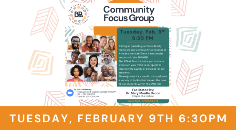 Community Focus Group